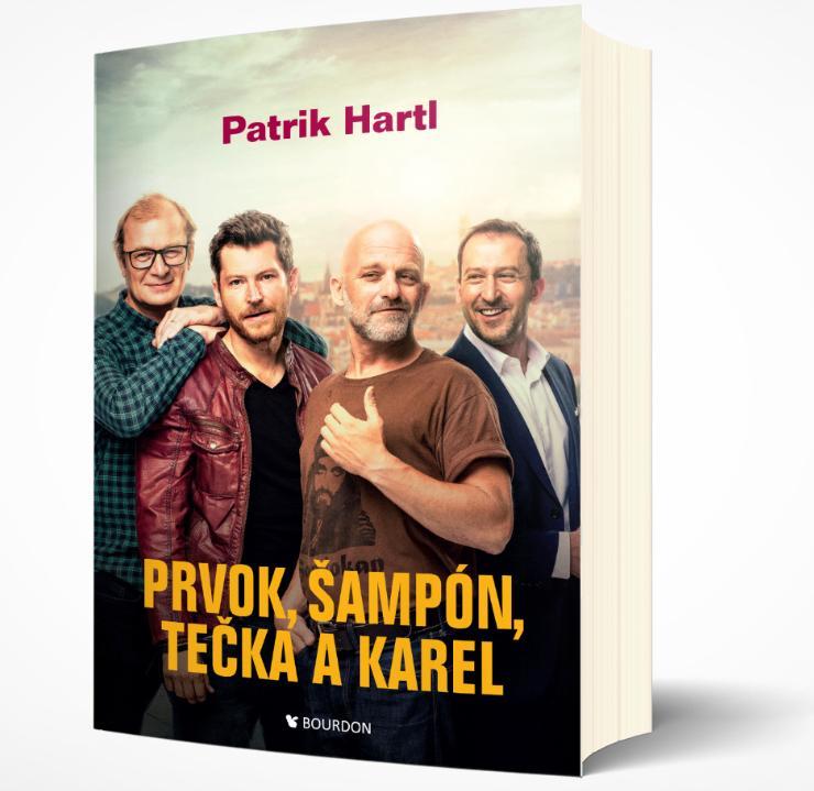 PRVOK, ŠAMPÓN, TEČKA A KAREL (FILMOVÁ OBÁLKA)