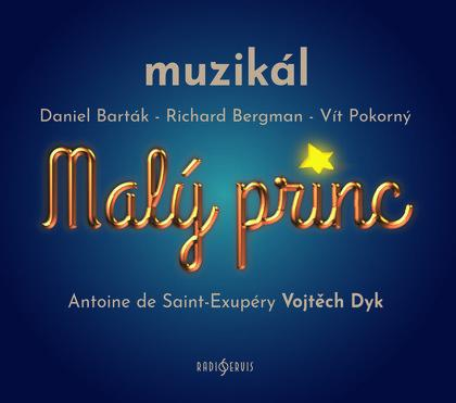 CD MALÝ PRINC MUZIKÁL