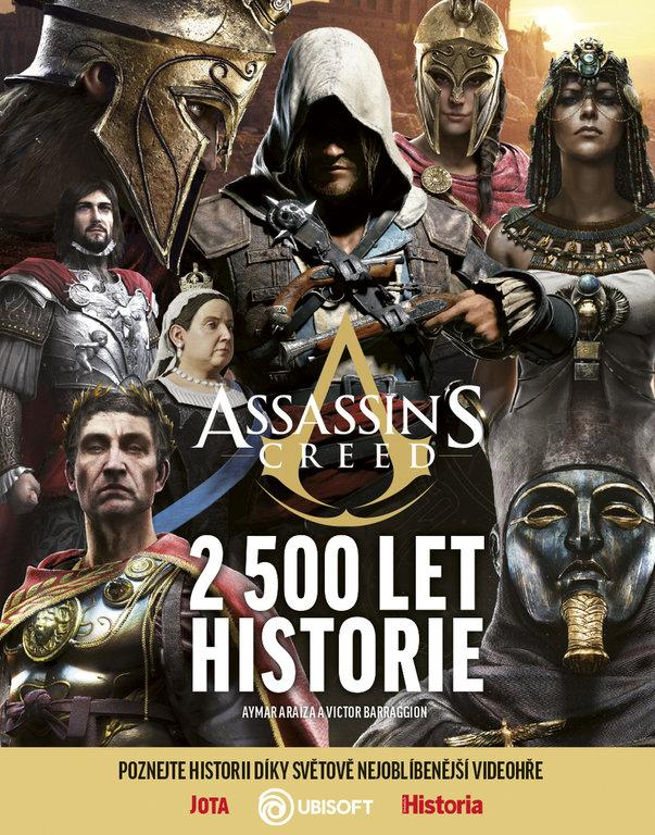 ASSASSINS CREED 2500 LET HISTORIE