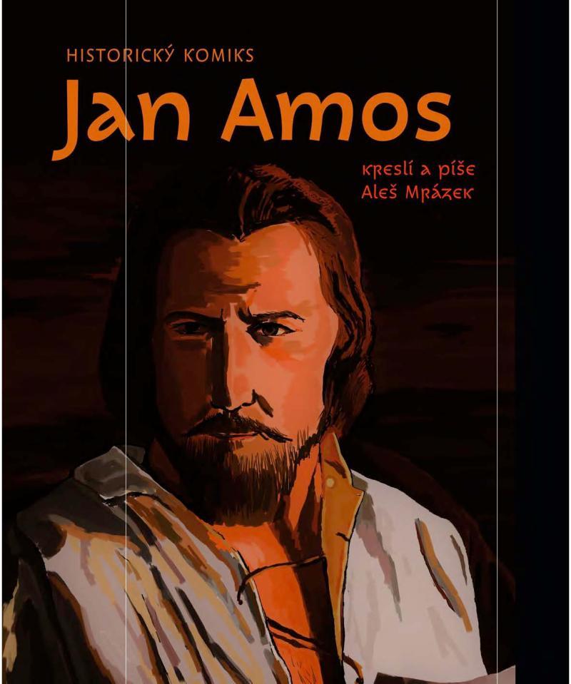 JAN AMOS HISTORICKÝ KOMIKS