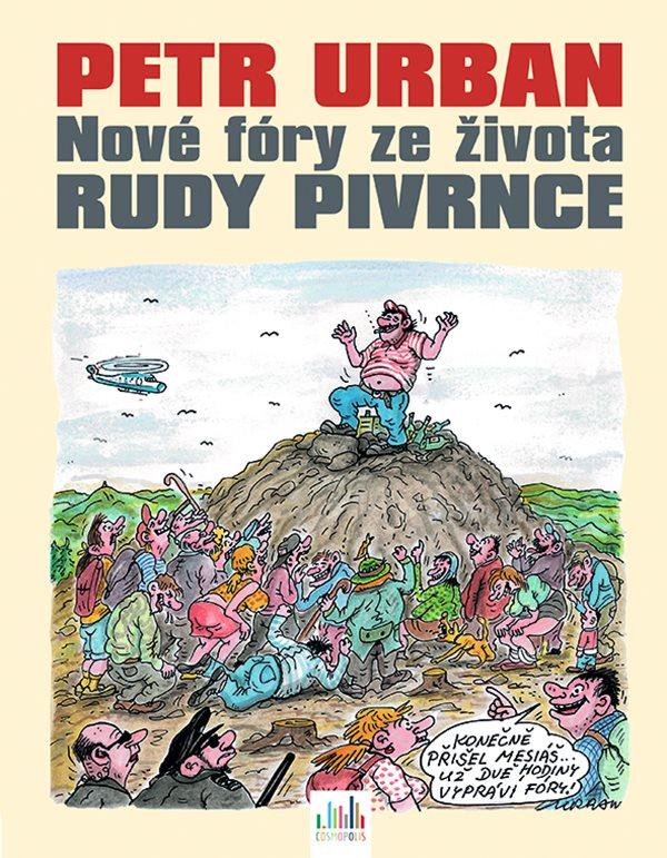 PETR URBAN - NOVÉ FÓRY ZE ŽIVO