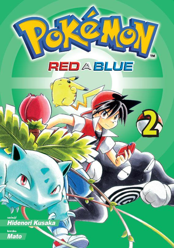 POKÉMON RED A BLUE 2