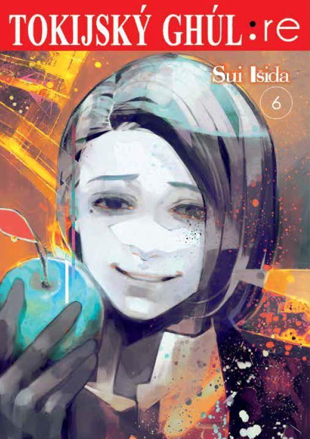 TOKIJSKÝ GHÚL : RE 06