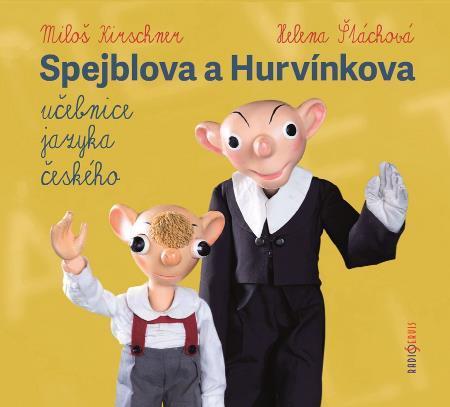 CD SPEJBLOVA A HURVÍNKOVA UČEBNICE