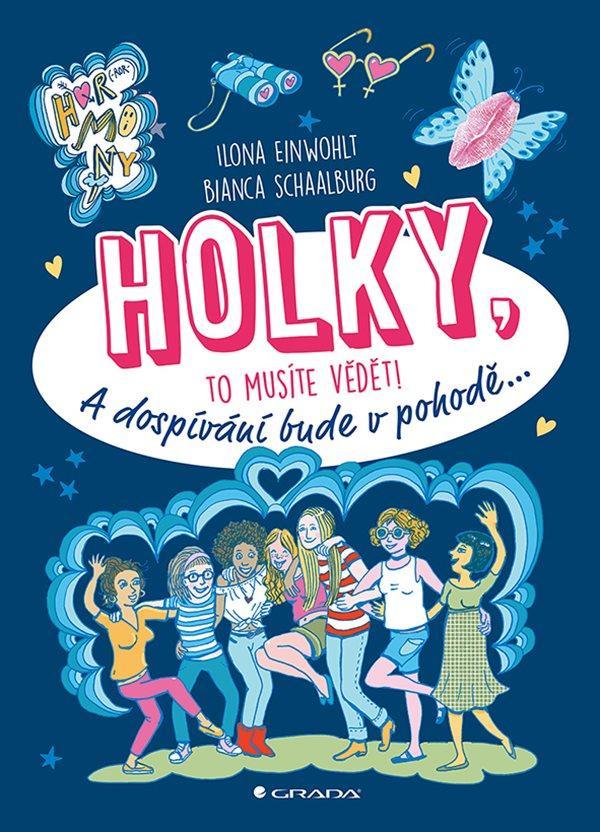HOLKY, TO MUSÍTE VĚDĚT!