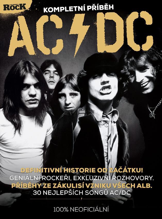 AC/DC KOMPLETNÍ PŘÍBĚH