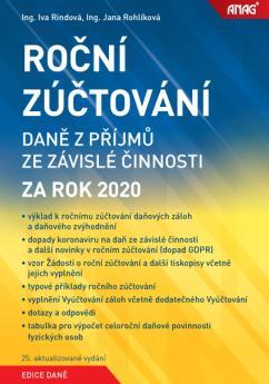 ROČNÍ ZÚČTOVÁNÍ ZA ROK 2020