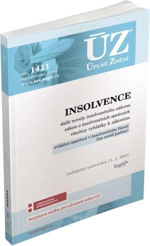 ÚZ 1411 INSOLVENCE/SAGIT