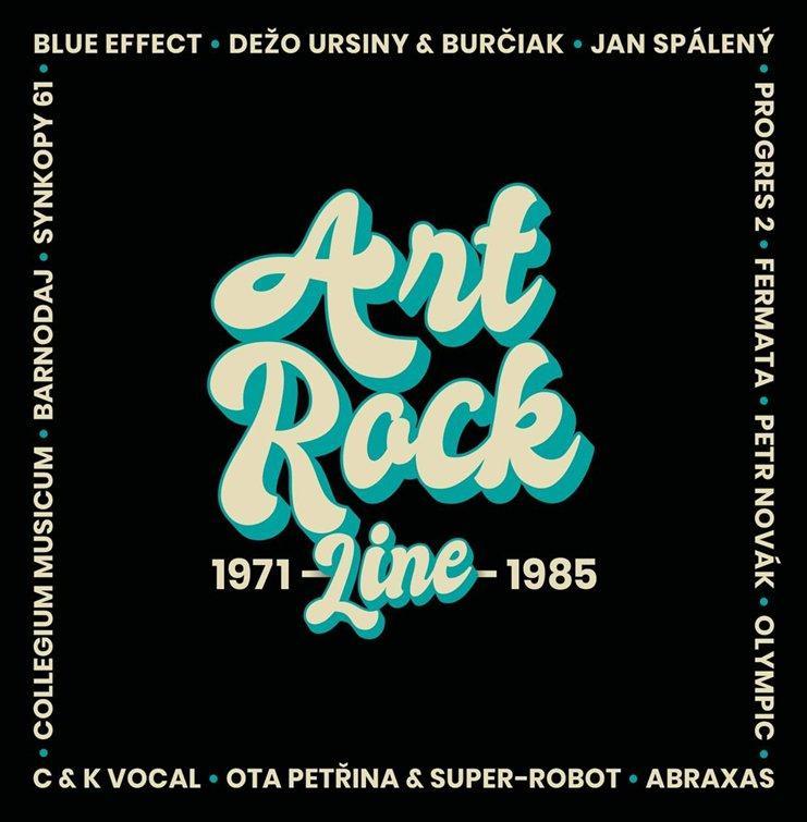 CD ART ROCK LINE 1971-1985