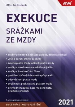 EXEKUCE SRÁŽKAMI ZE MZDY