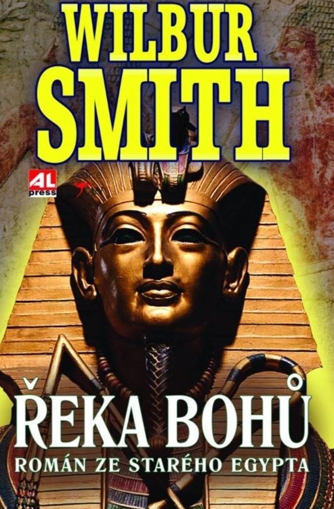 ŘEKA BOHŮ 1. ROMÁN ZE STARÉHO EGYPTA
