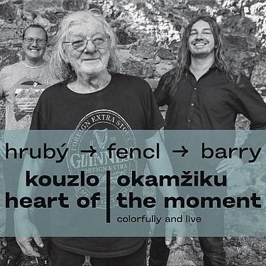 CD KOUZLO OKAMŽIKU / HEART OF THE MOMENT
