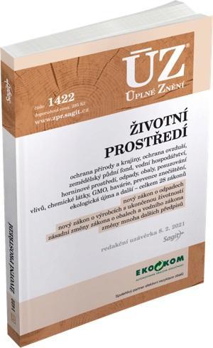 ÚZ 1422 ŽIVOTNÍ PROSTŘEDÍ/SAGIT