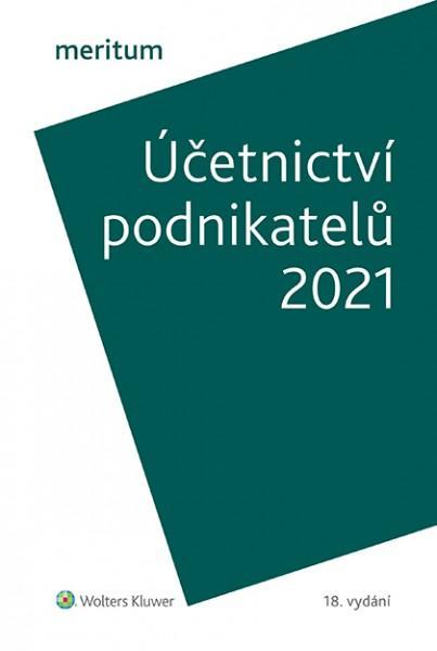 ÚČETNICTVÍ PODNIKATELŮ 2021 MERITUM