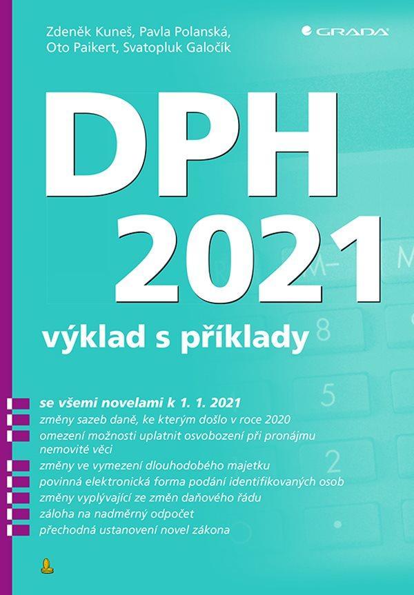 DPH 2021 VÝKLAD S PŘÍKLADY