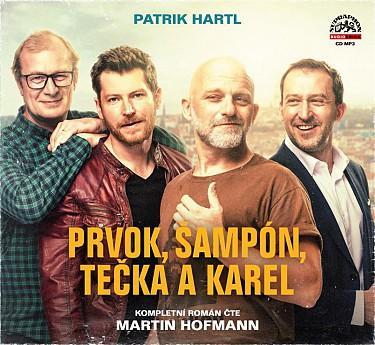 Prvok, Šampón, Tečka a Karel - CDmp3 (Čte Martin Hofmann)