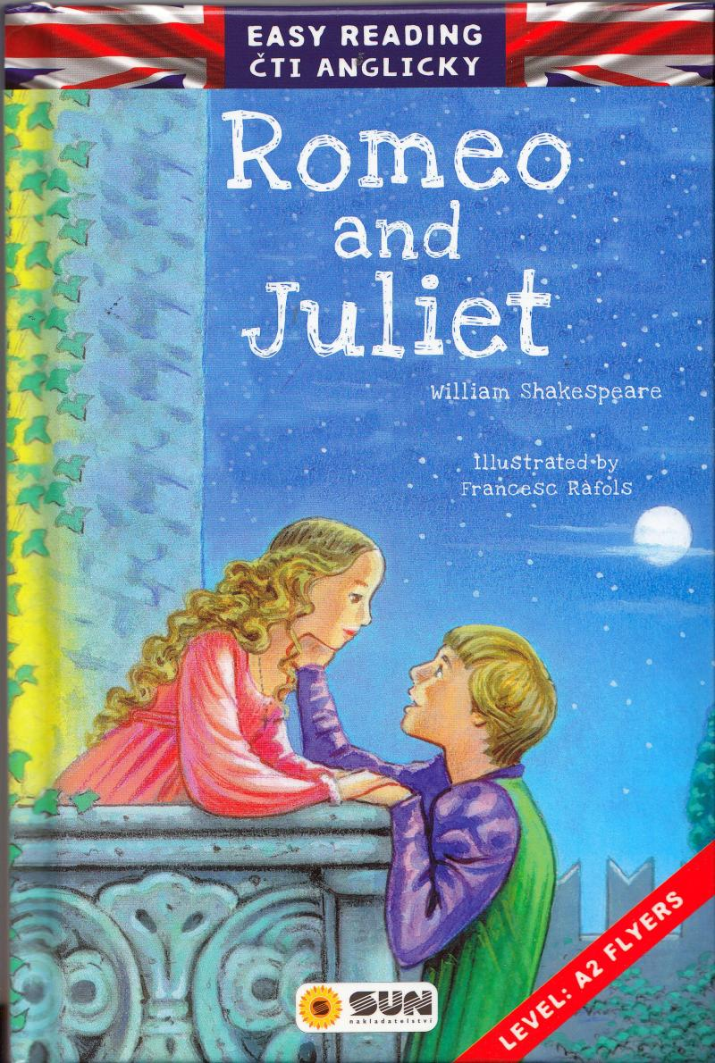 EASY READING ROMEO AND JULIET