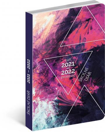 ŠKOLNÍ DIÁŘ 2021/2022 ABSTRAKT
