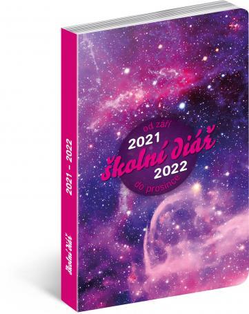 ŠKOLNÍ DIÁŘ 2021/2022 GALAXY
