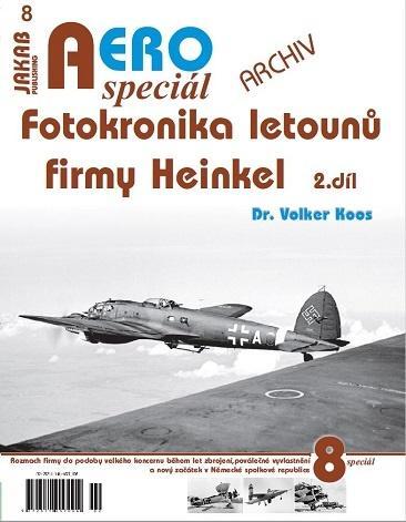 AEROSPECIÁL 8 - FOTOKRONIKA HEINKEL 2.