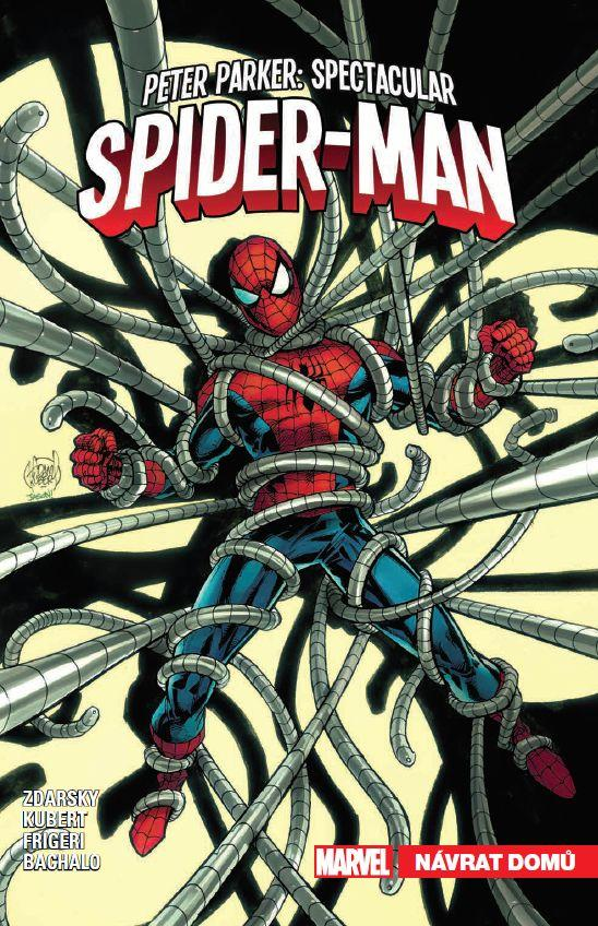 PETER PARKER SPECTACULAR SPIDER-MAN/CREW