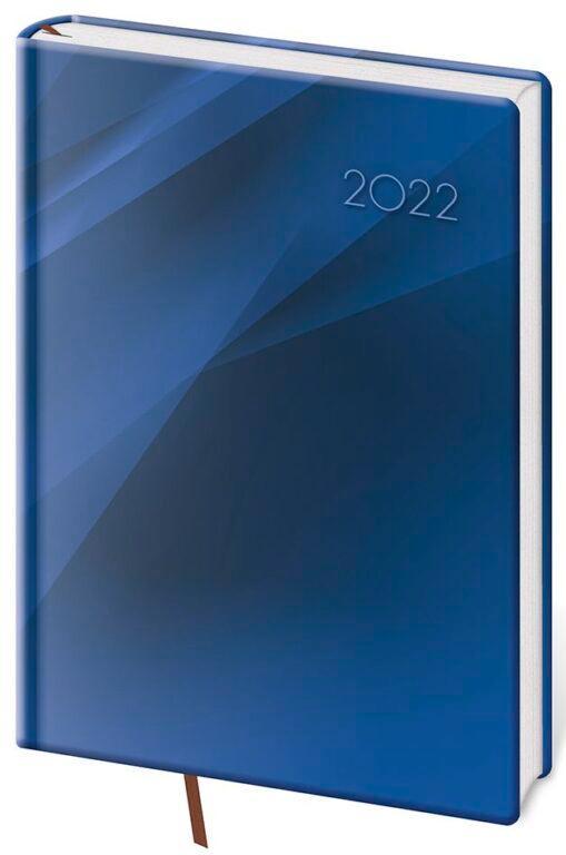DIÁŘ 2022 DENNÍ A5 VARIO BLUE/HELMA