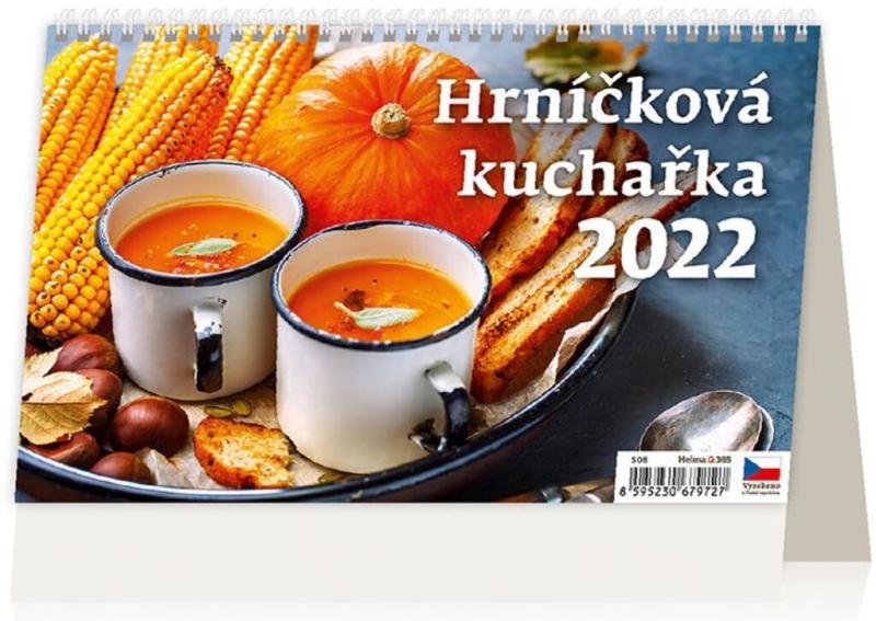2022 HRNÍČKOVÁ KUCHAŘKA STOLNÍ