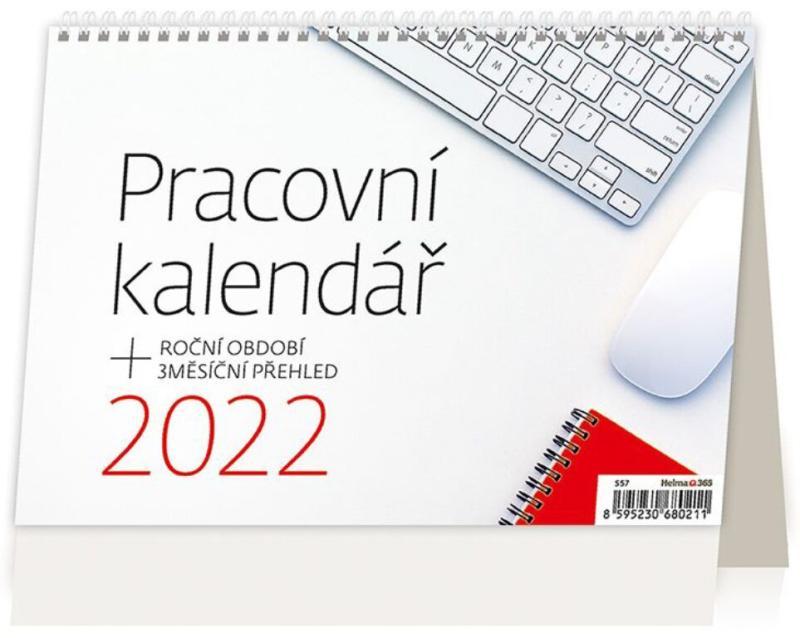 2022 PRACOVNÍ STOLNÍ