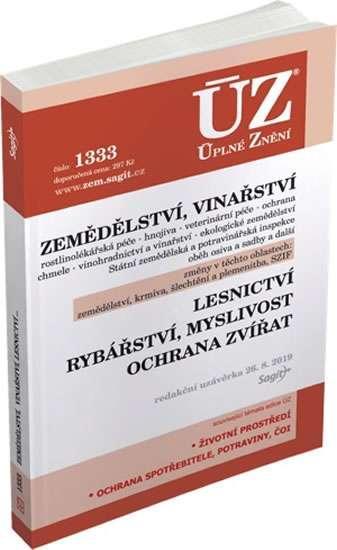ÚZ 1433 ZEMĚDĚLSTVÍ/SAGIT