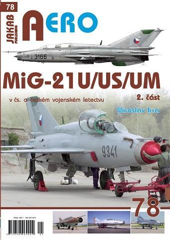 AERO 78 MIG-21U/US/UM 2.DÍL