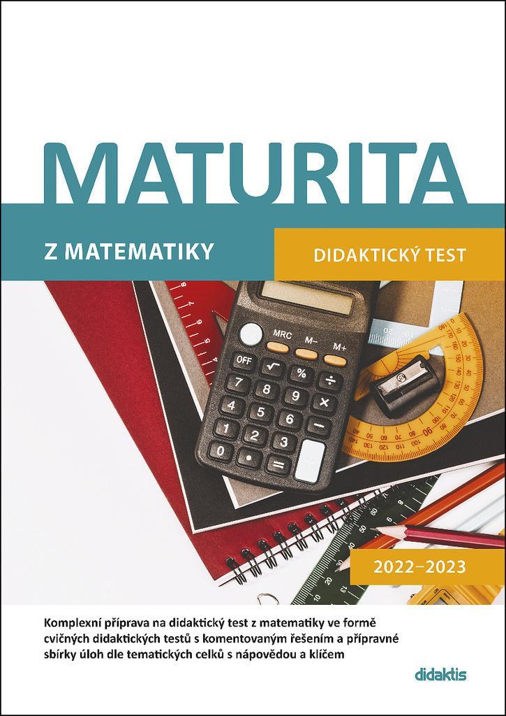 MATURITA Z MATEMATIKY 2022-2023 DIDAKTICKÝ TEST
