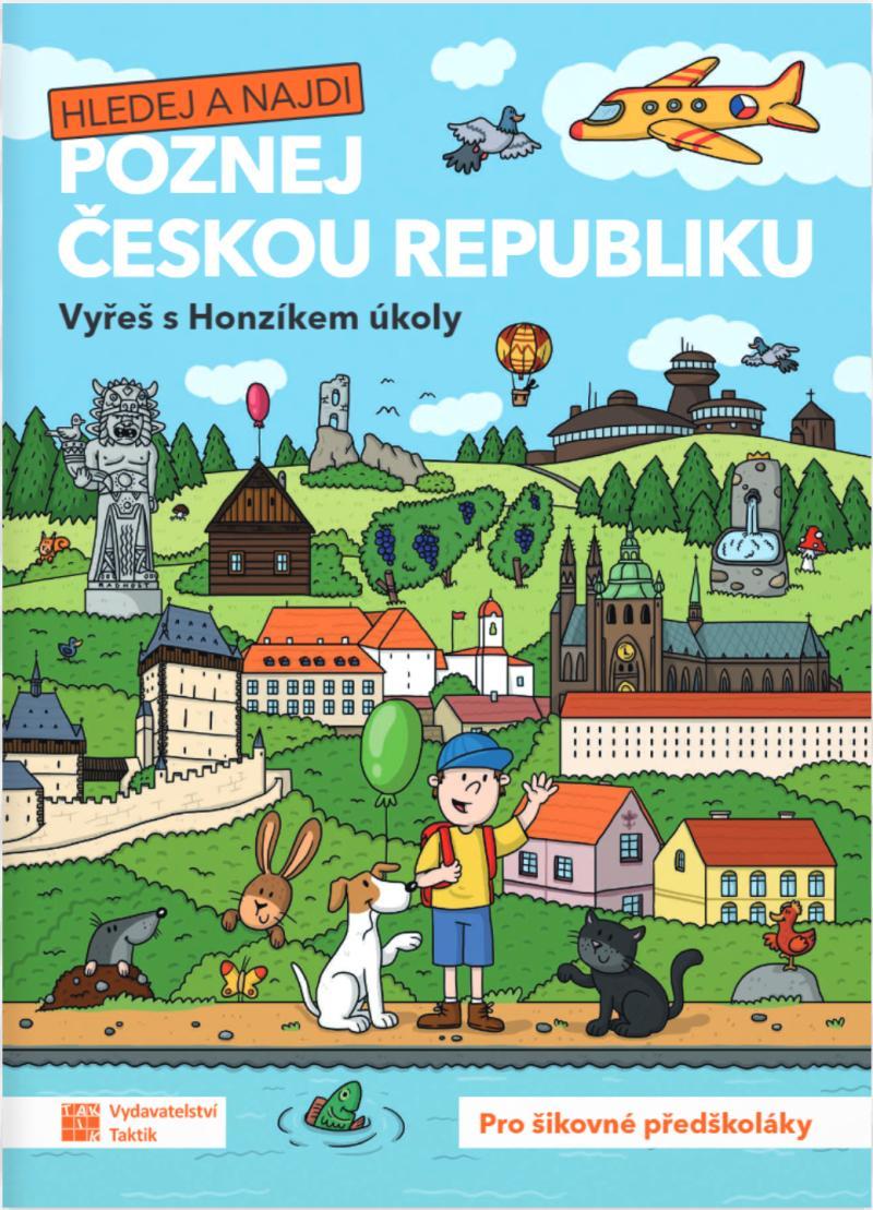 HLEDEJ A NAJDI - POZNEJ ČESKOU REPUBLIKU