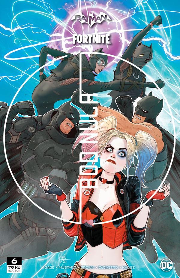 BATMAN/FORTNITE:BOD NULA 6