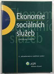 EKONOMIE SOCIÁLNÍCH SLUŽEB