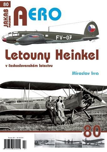 LETOUNY HEINKEL V ČS. LETECTVU (AERO 80)
