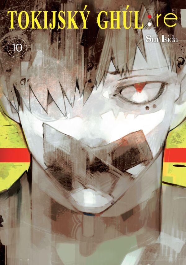 TOKIJSKÝ GHÚL:RE 10