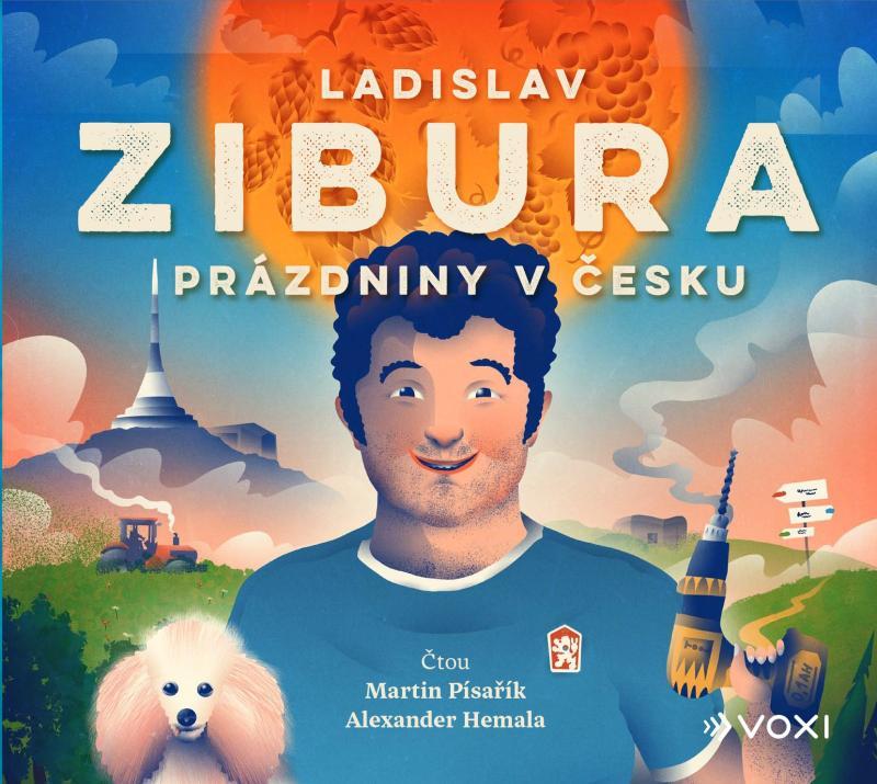 Prázdniny v Česku - CDmp3 (Čte Martin Písařík a Alexander Hemala)