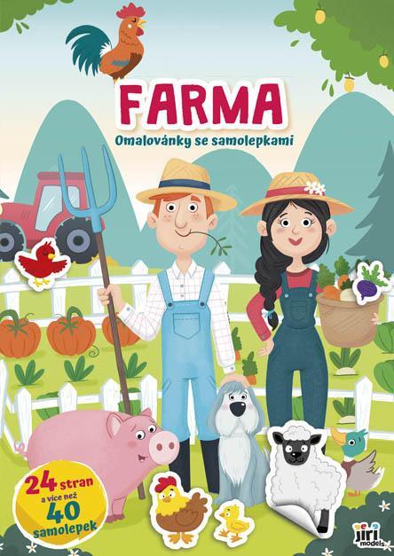 FARMA - CVIČEBNICE A4+