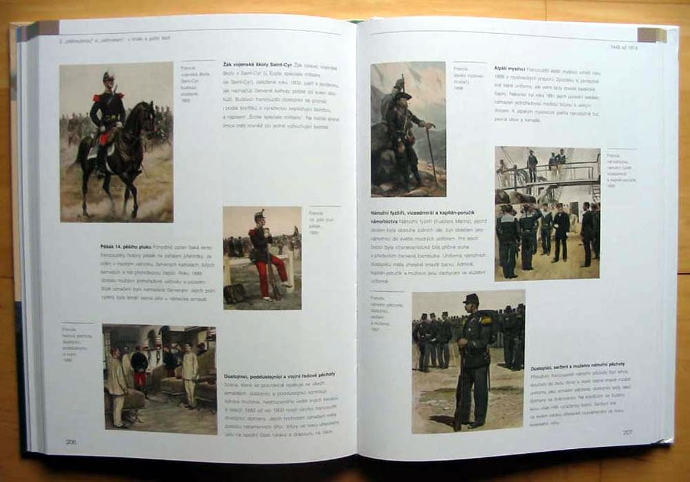 Datování vojenské uniformy