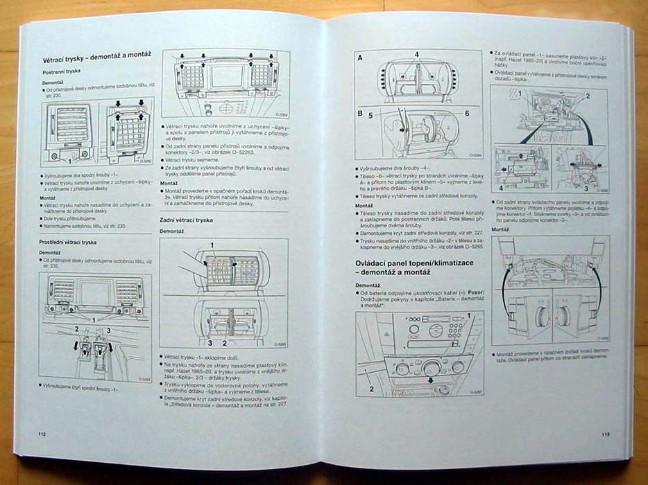 30152f499 Kniha Opel Vectra C/Signum - 2002–2008 - Jak na to? - 109. - Hans ...