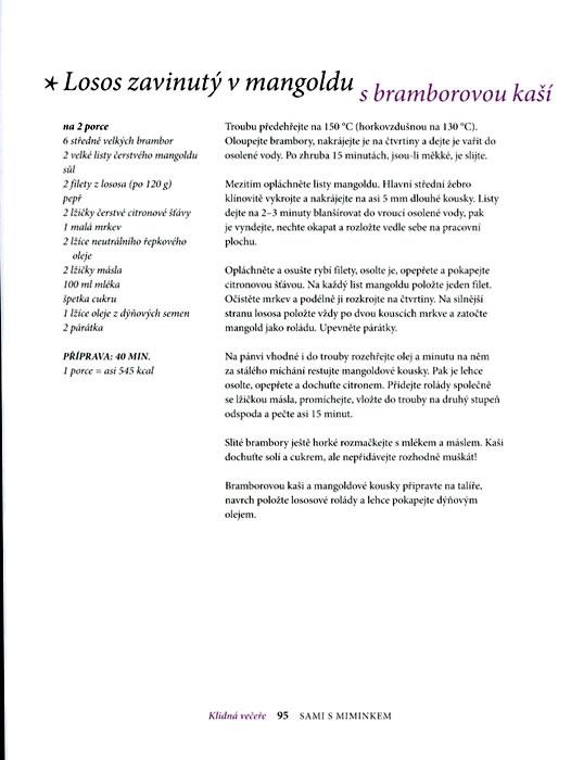 Kniha Recepty Pro Maminky A Miminka Knizniklub Cz