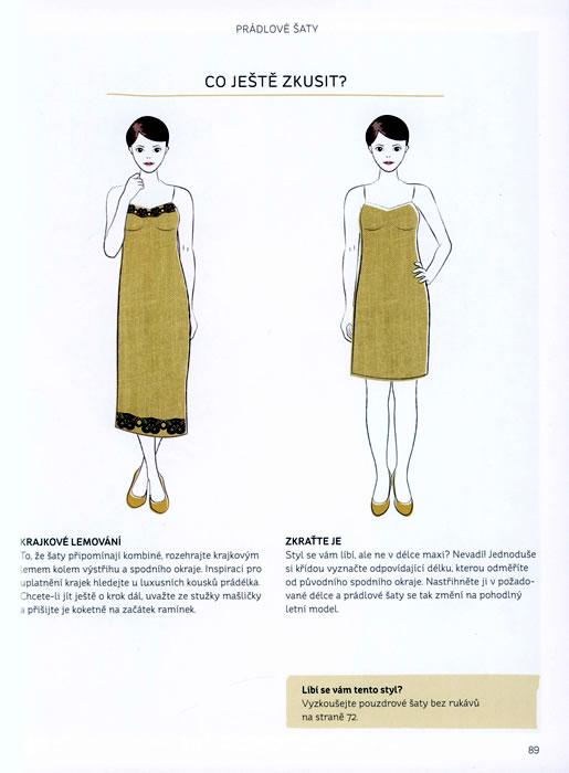 Kniha Sukně a šaty  9df779a0da