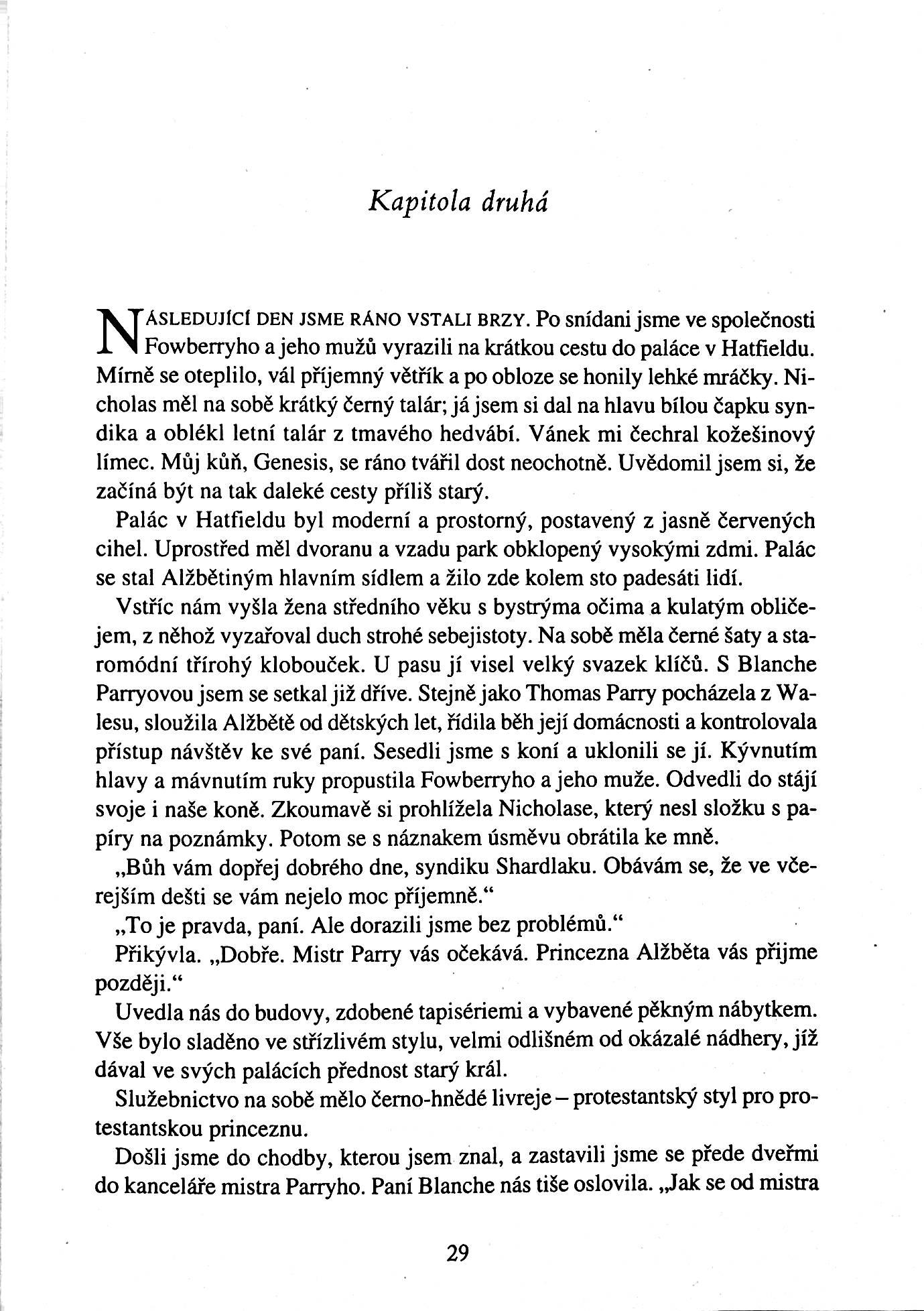 Webová stránka norwichských seznamů